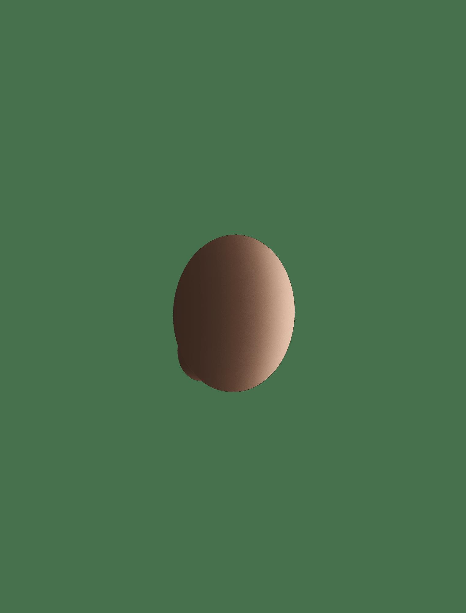Puzzle Single Round bronze