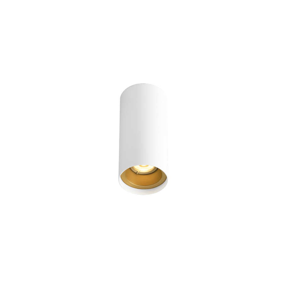 Wever Ducre Solid petit 1.0 weiß-gold