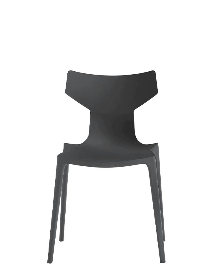 Kartell Re-Chair schwarz