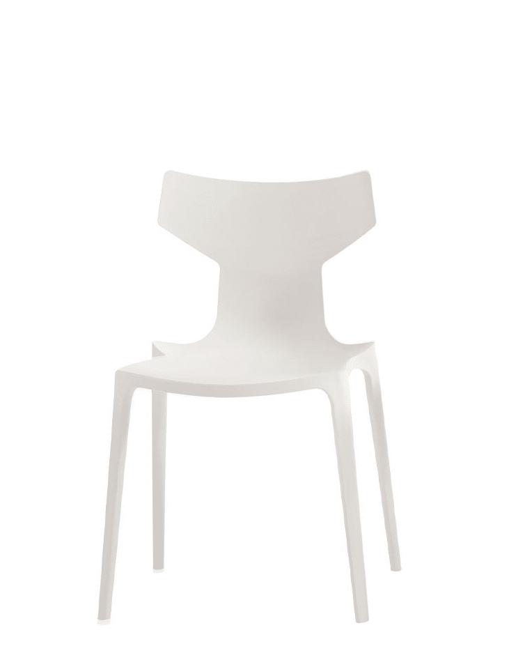 Kartell Re-Chair weiß