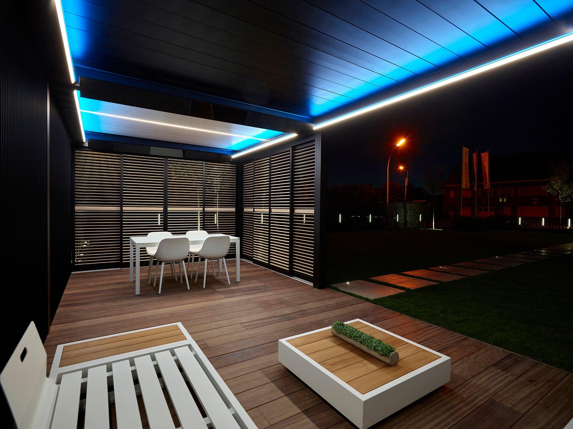 LED Indirekt outdoor
