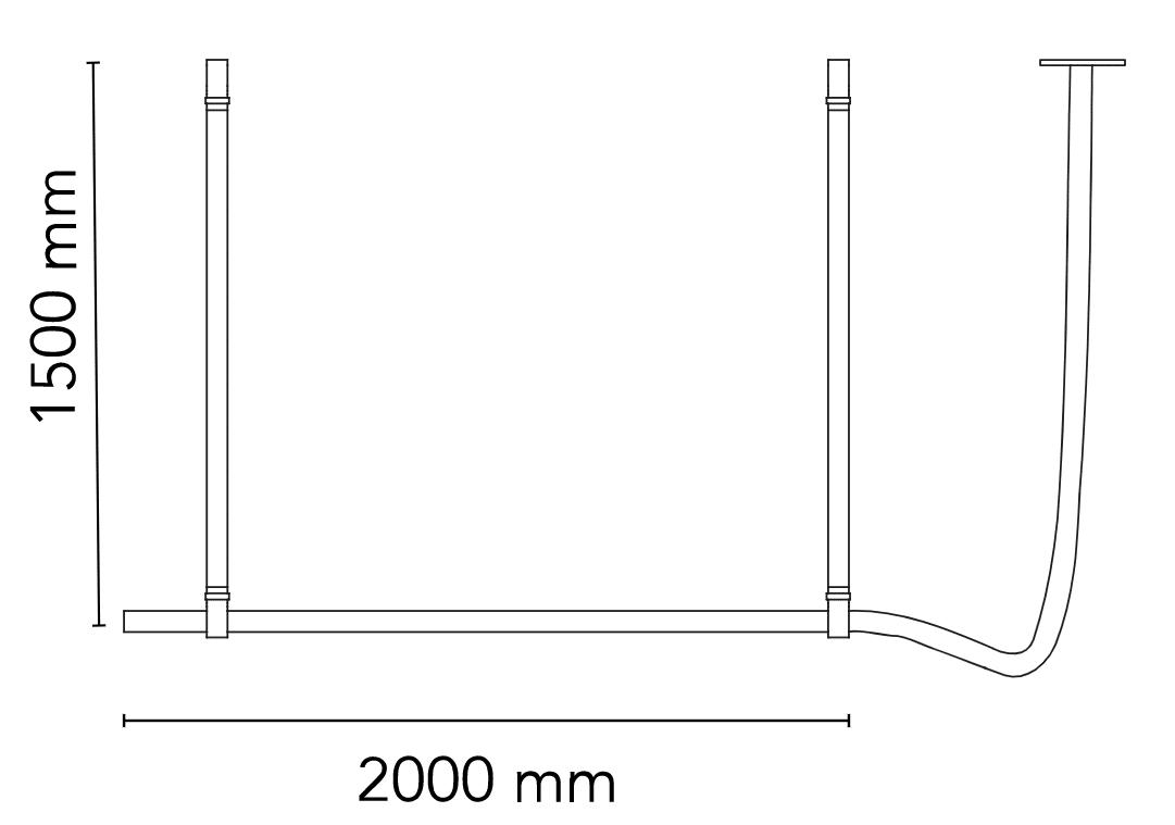 Flos Belt Skizze