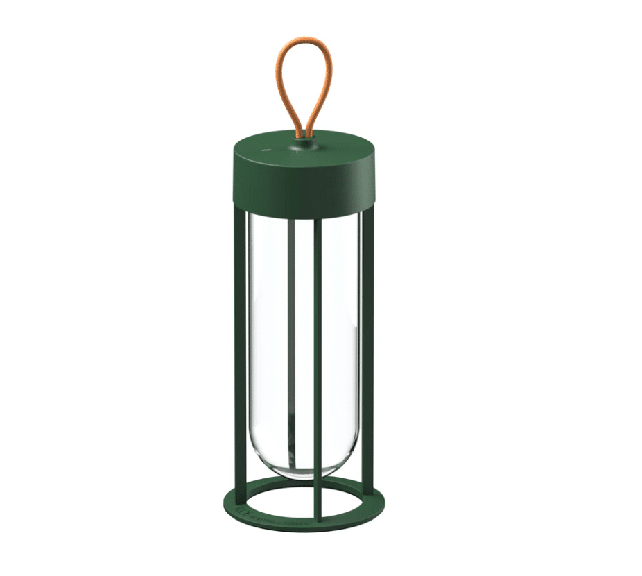 Flos In Vitro unplugged forest green